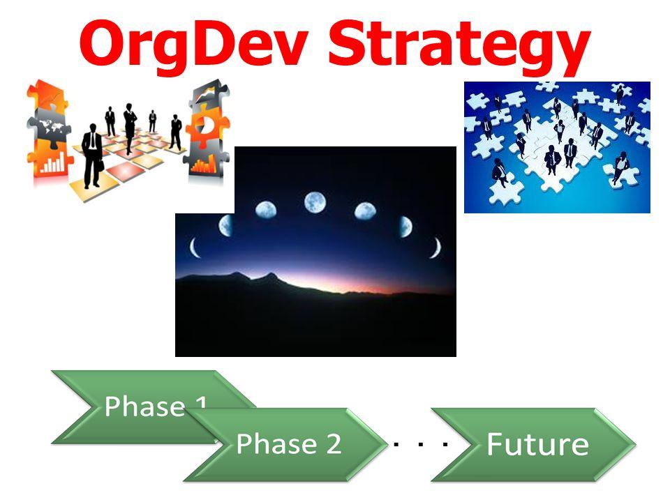 OrgDev Strategy