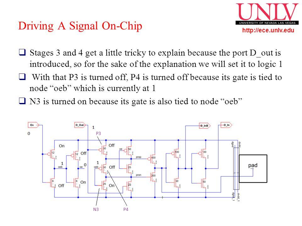 http://ece.unlv.edu Background Information  40 pin quad frame layout