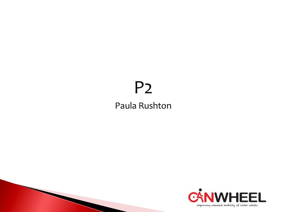 P2 Paula Rushton