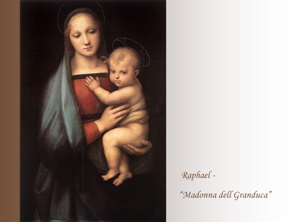 Raphael - Madonna della Sedia
