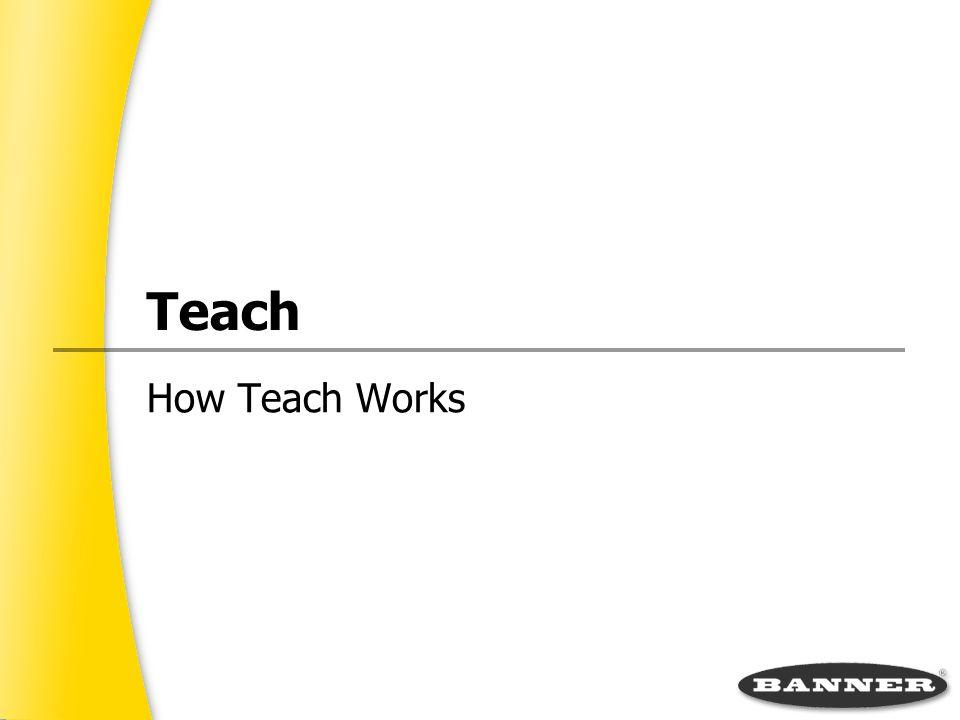Teach How Teach Works