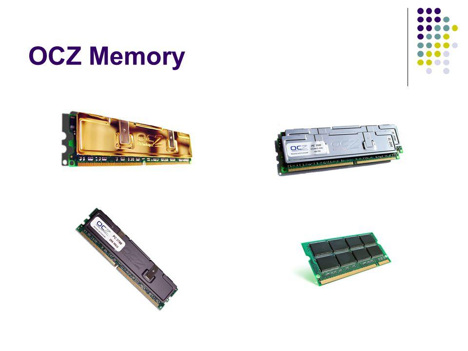 OCZ Memory