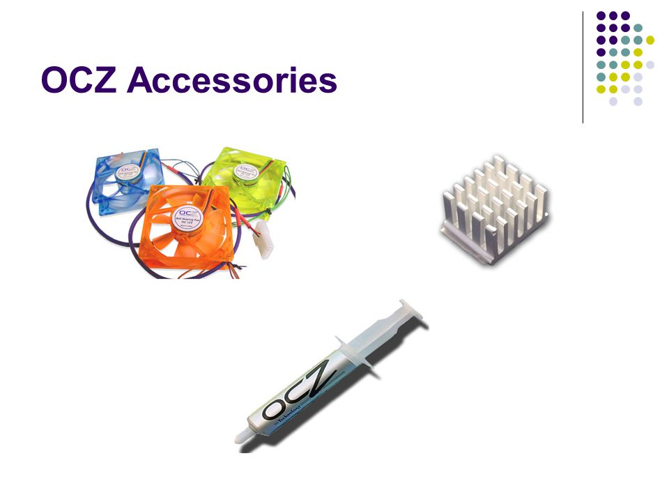 OCZ Accessories
