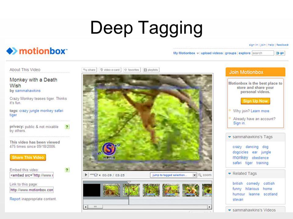 Deep Tagging