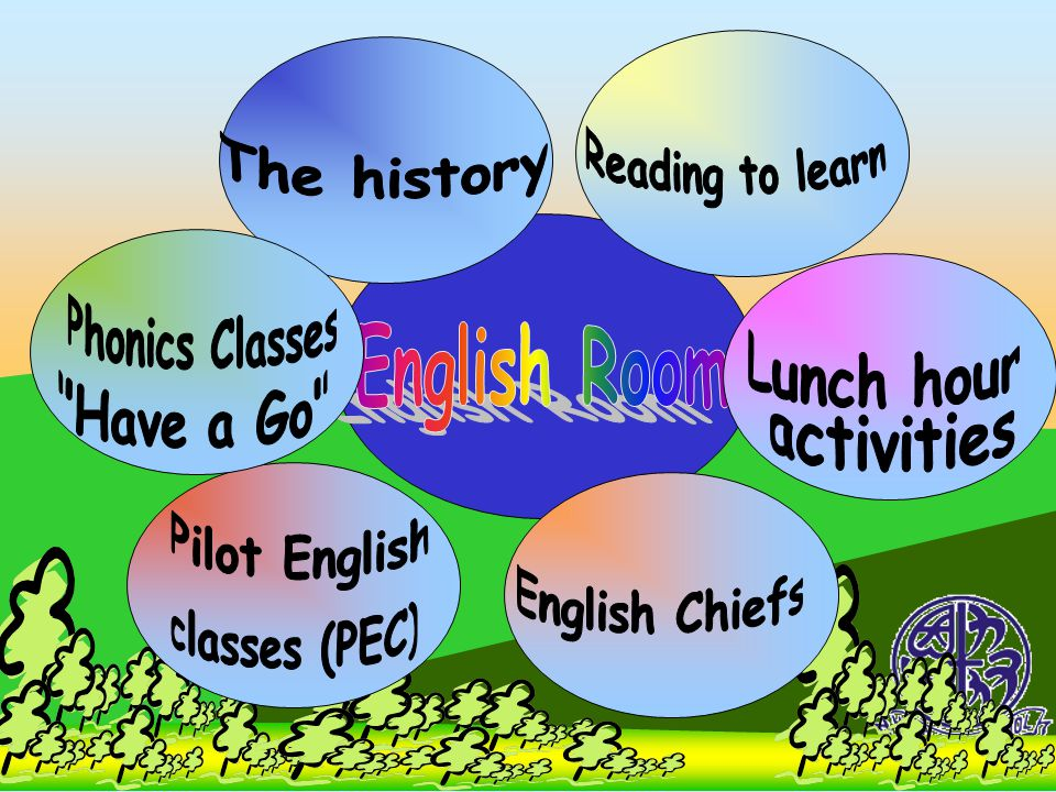 early immersion try to create an authentic English speaking environment inside our school a friendly, warm and non-threatening environment