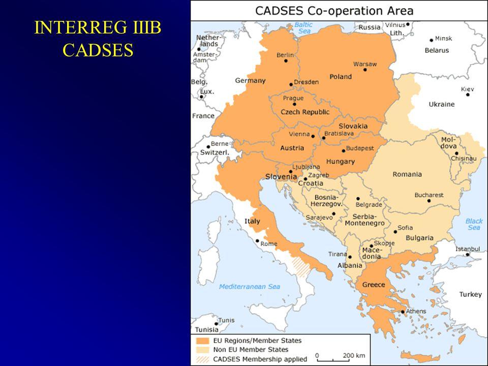 10 INTERREG IIIB CADSES