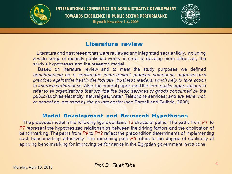 Monday, April 13, 2015 4 Prof. Dr.