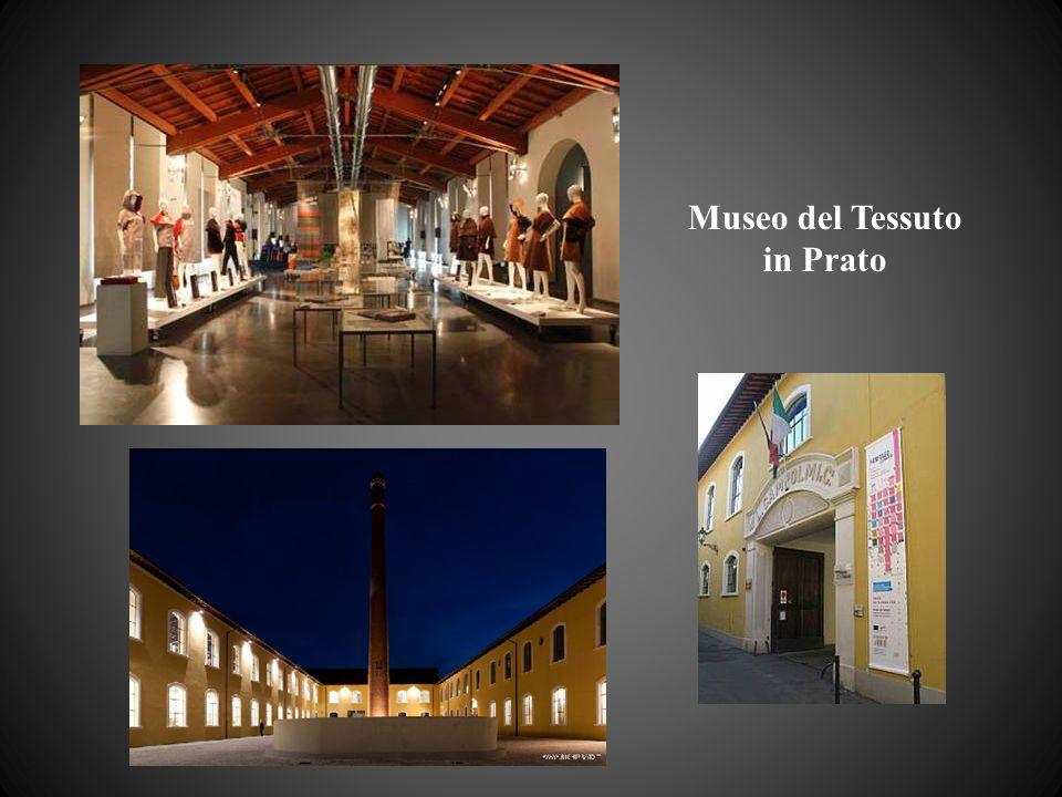 Museo del Tessuto in Prato