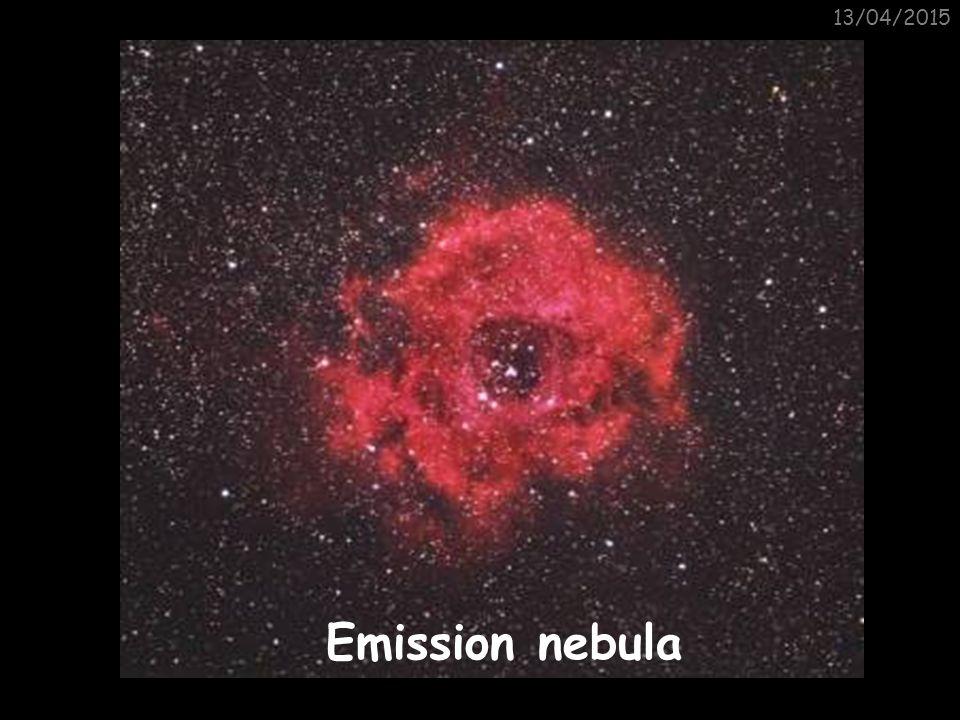 13/04/2015 Emission nebula