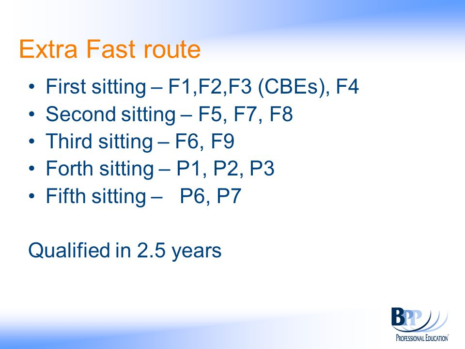 Extra Fast route First sitting – F1,F2,F3 (CBEs), F4 Second sitting – F5, F7, F8 Third sitting – F6, F9 Forth sitting – P1, P2, P3 Fifth sitting – P6,
