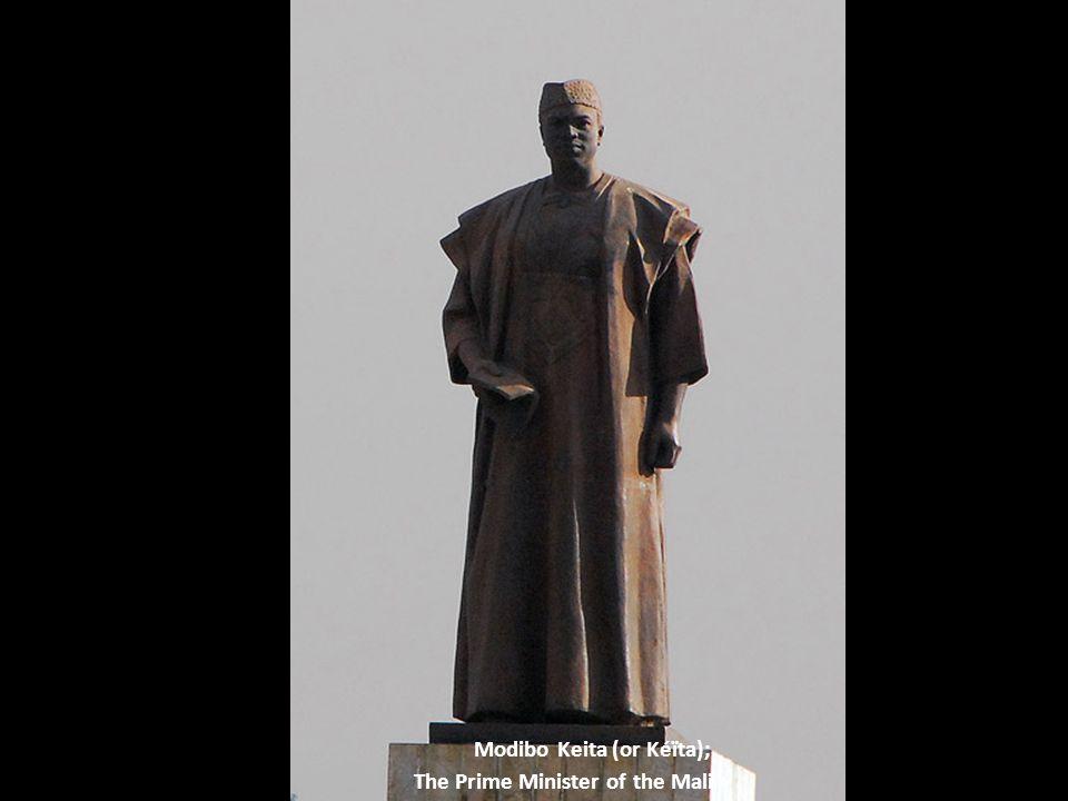 MartyrsMali Olympic Monument, Bamako