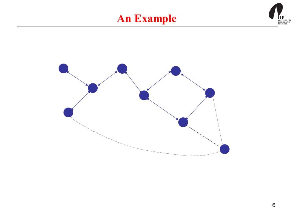 7 Position-unaware Routing We will assume that each node is capable of running fairly complicated algorithms locally.