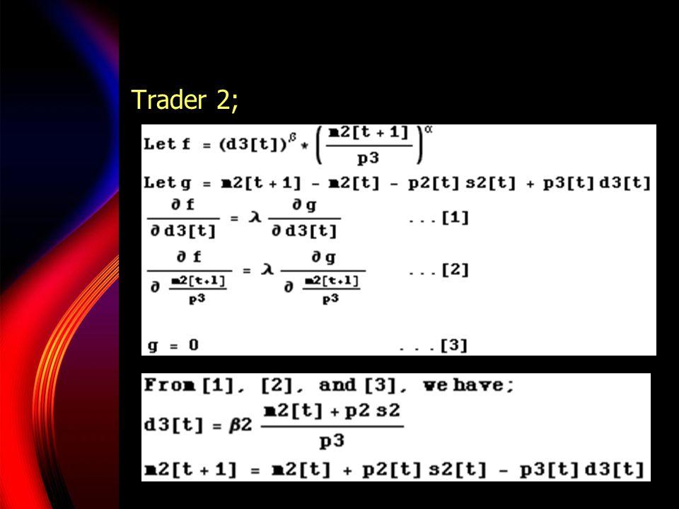 Trader 2;