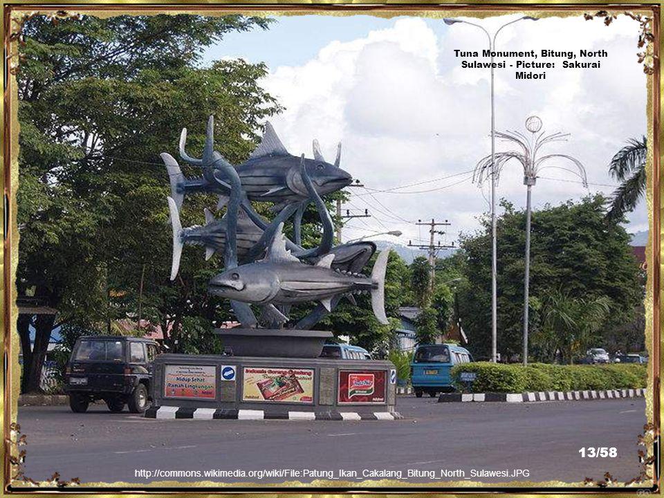 http://commons.wikimedia.org/wiki/File:Pasenger_terminal_Port_of_Bitung.JPG Passenger Terminal, Port of Bitung, North Sulawesi - Picture: Sakurai Midori 12/58