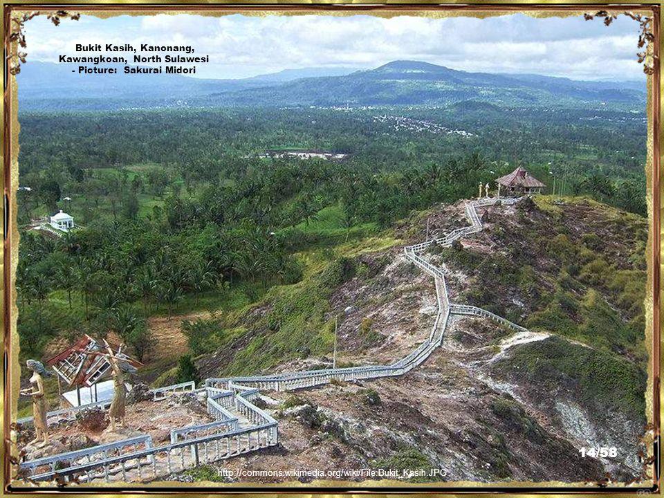 http://commons.wikimedia.org/wiki/File:Patung_Ikan_Cakalang_Bitung_North_Sulawesi.JPG Tuna Monument, Bitung, North Sulawesi - Picture: Sakurai Midori 13/58