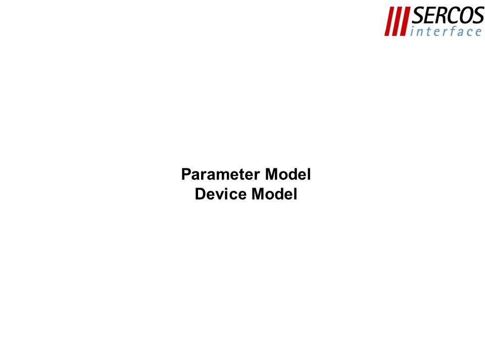 Parameter Model Device Model