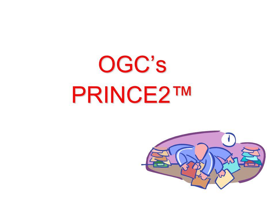 OGC'sPRINCE2™