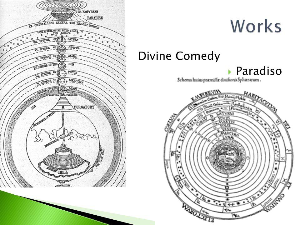 Divine Comedy  Paradiso