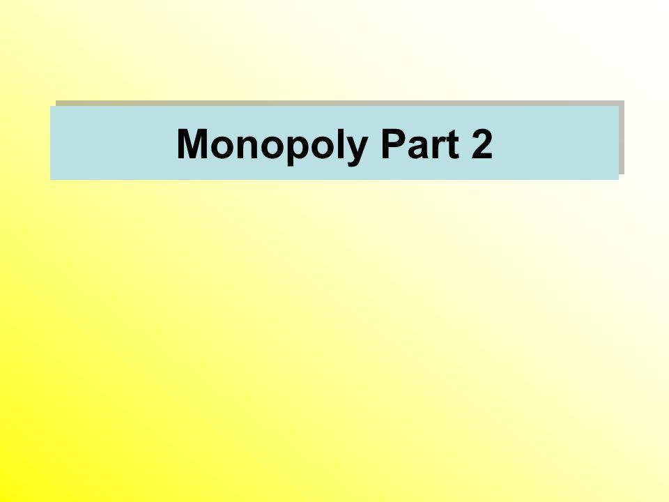 Monopoly Part 2