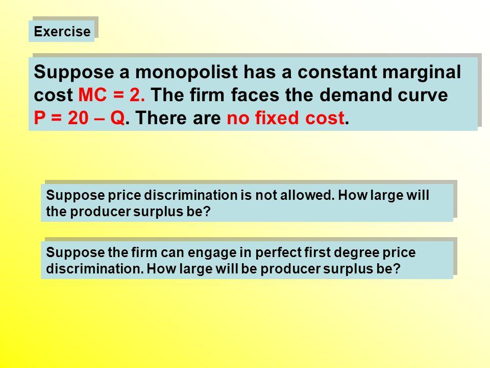 AR, AC, P Q D = AR Q1Q1 M P2P2 Q2Q2 T P3P3 O N P1P1 Q3Q3 Second degree price discrimination block pricing