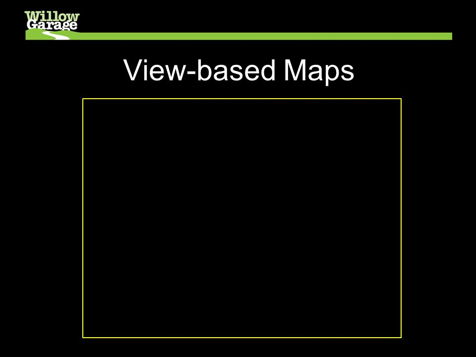 View-based Maps