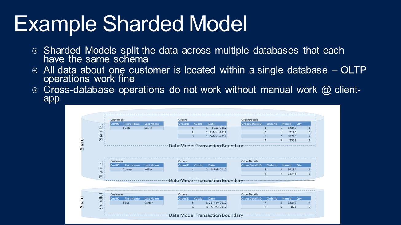 Example Sharded Model