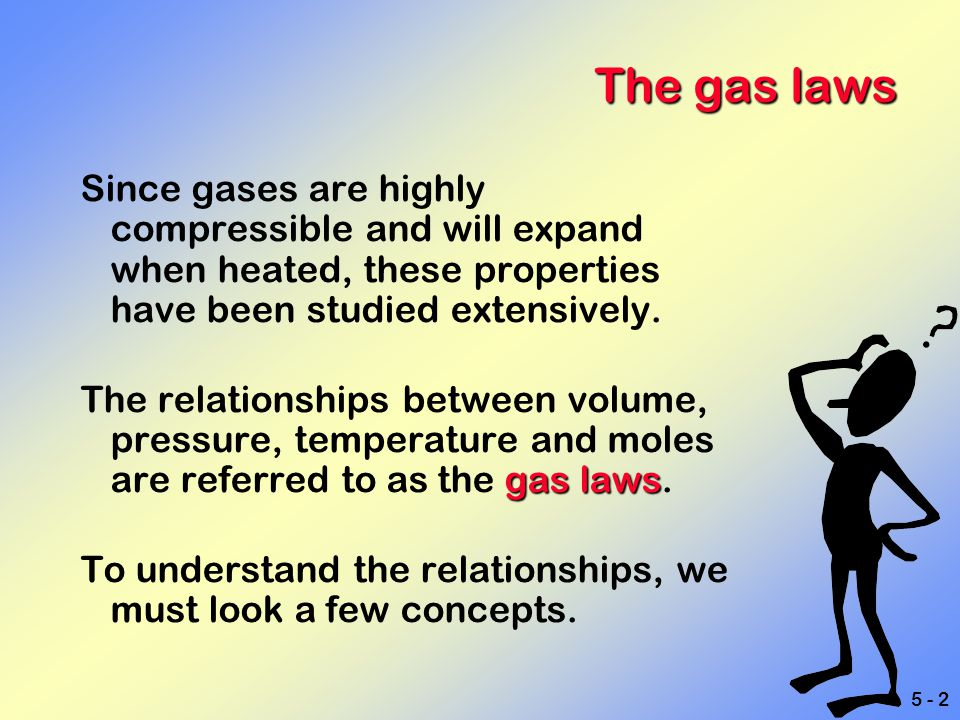 5 - 23 Gay-Lussac's Law Example.Reaction of hydrogen and oxygen gases.