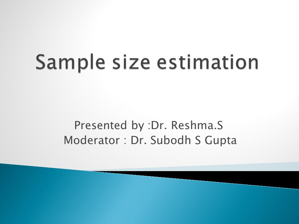 Presented by :Dr. Reshma.S Moderator : Dr. Subodh S Gupta