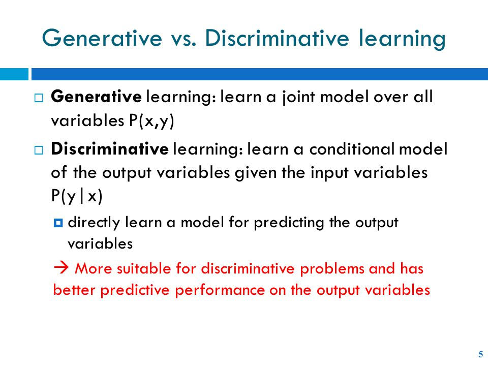 Statistical relational learning (SRL) 6  SRL attempts to integrate methods from rich knowledge representations with those from probabilistic graphical models to handle those noisy, structured data.
