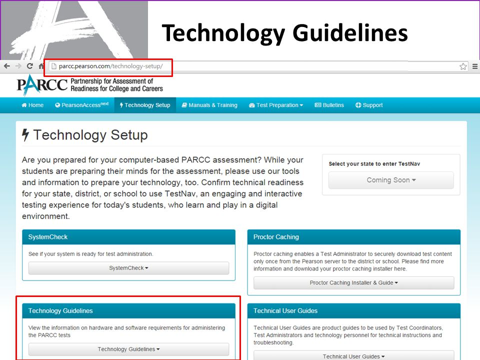 Technology Guidelines 4