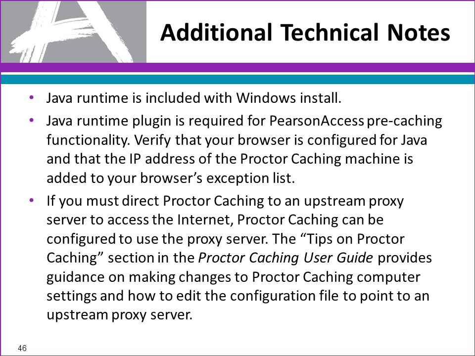 Java runtime is included with Windows install.