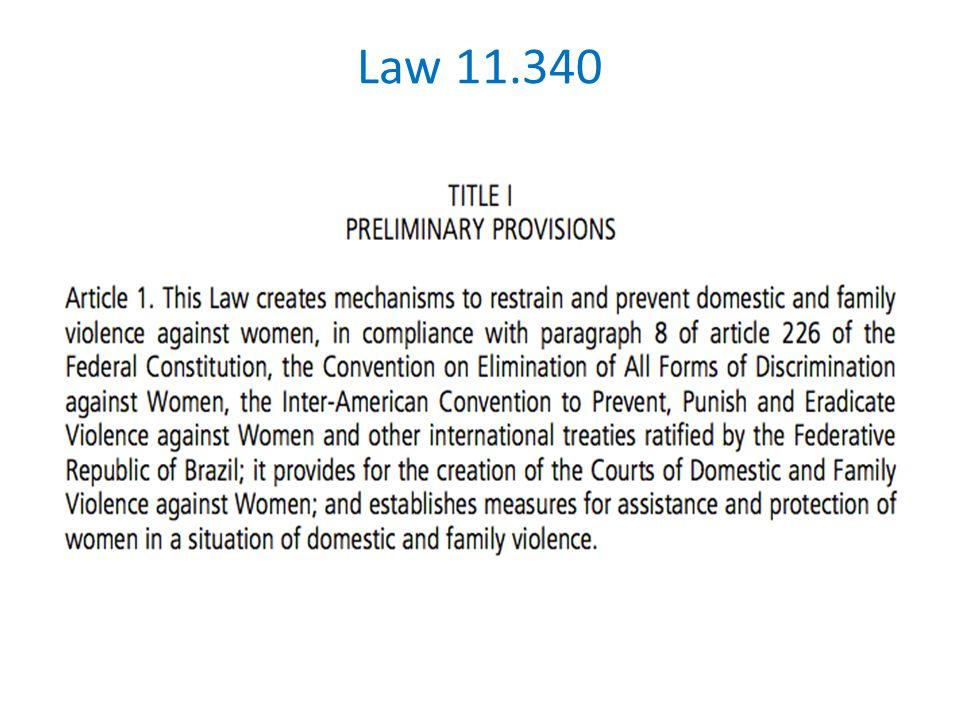 Law 11.340
