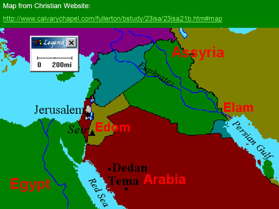 A Hijrah: or Migration THE BIBLE [KJV] – Isaiah 21: 13-15 The burden upon Arabia.