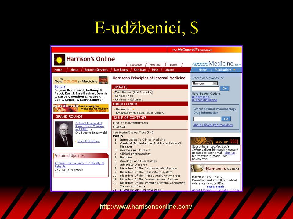 E-udžbenici, besplatni http://bcs.whfreeman.com/biochem5/