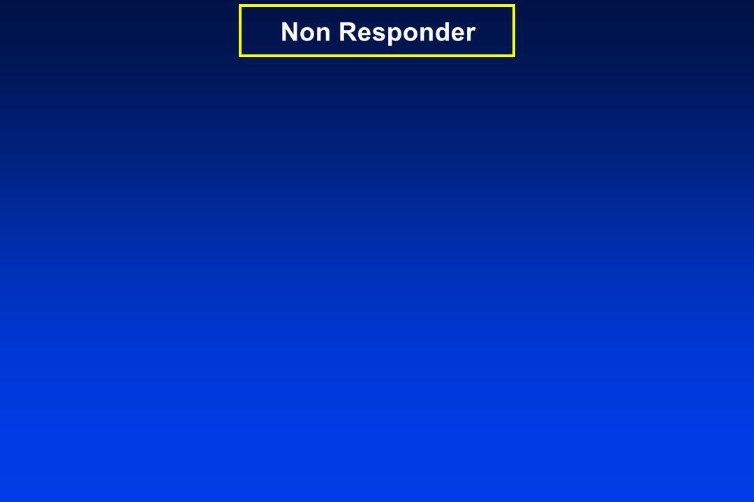Non Responder