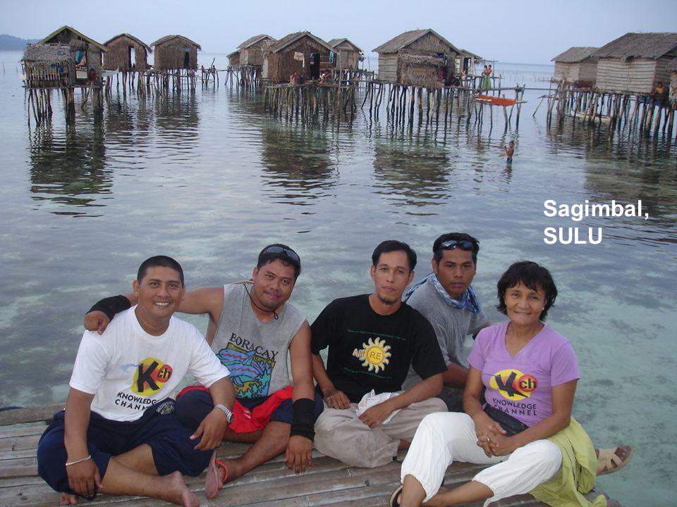 Sagimbal, SULU