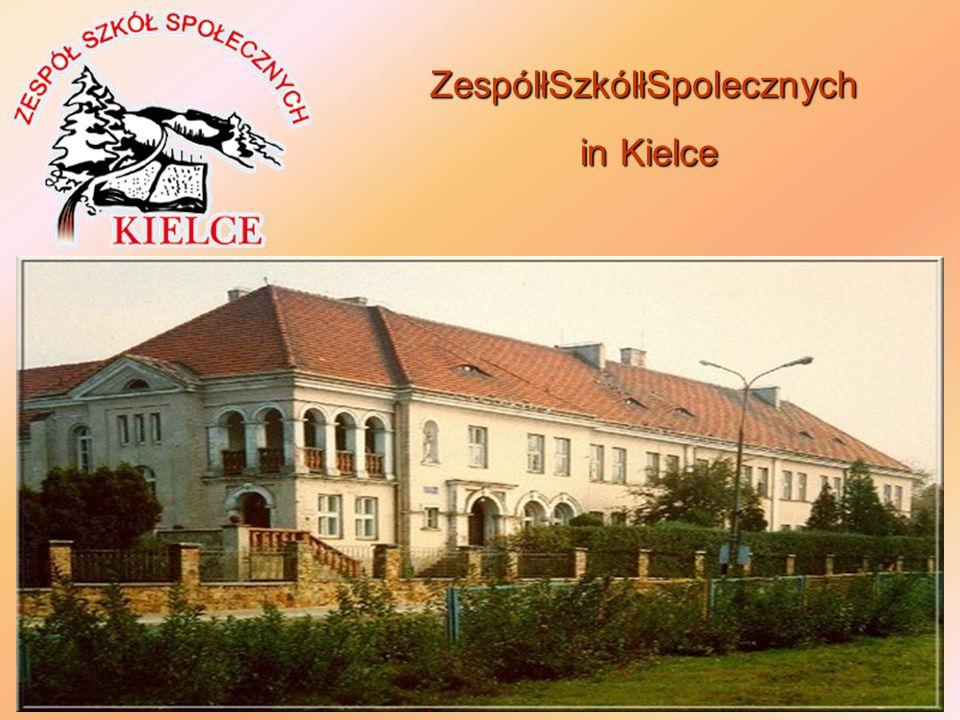 ZespólłSzkólłSpolecznych in Kielce in Kielce