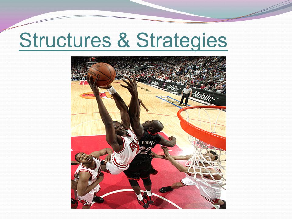 Structures & Strategies