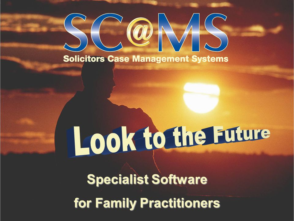 We also have a system for your Specialist Software for Family Practitioners children children work