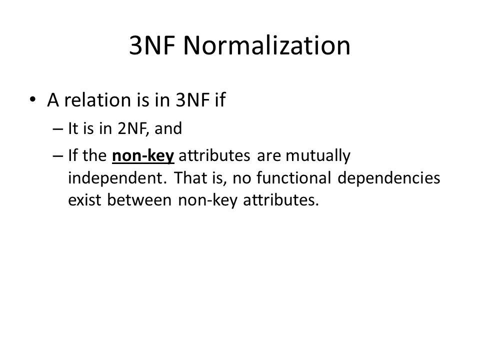 Example: EMP_DEPT Functional Dependencies.