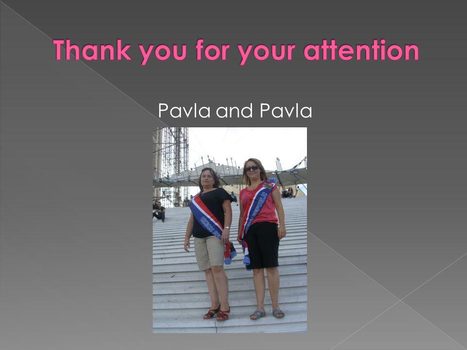 Pavla and Pavla