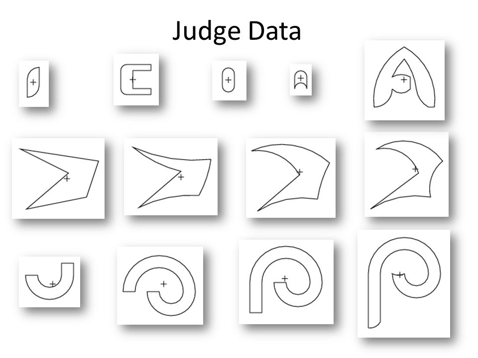 Judge Data