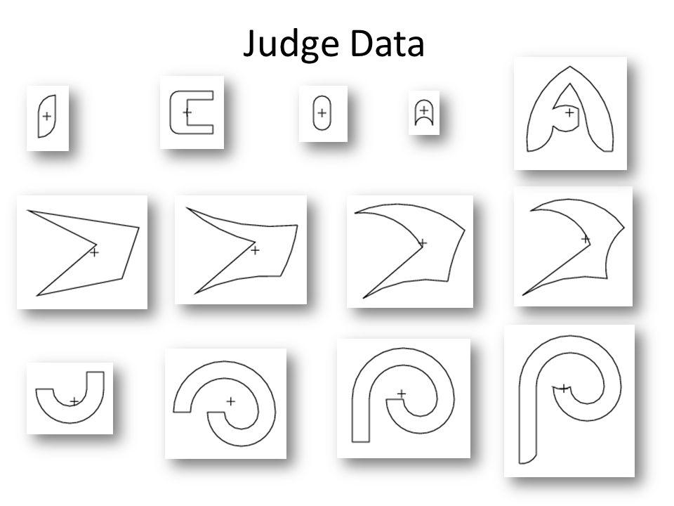 Judge Data