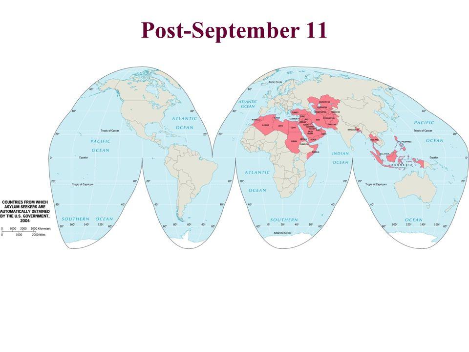 Post-September 11