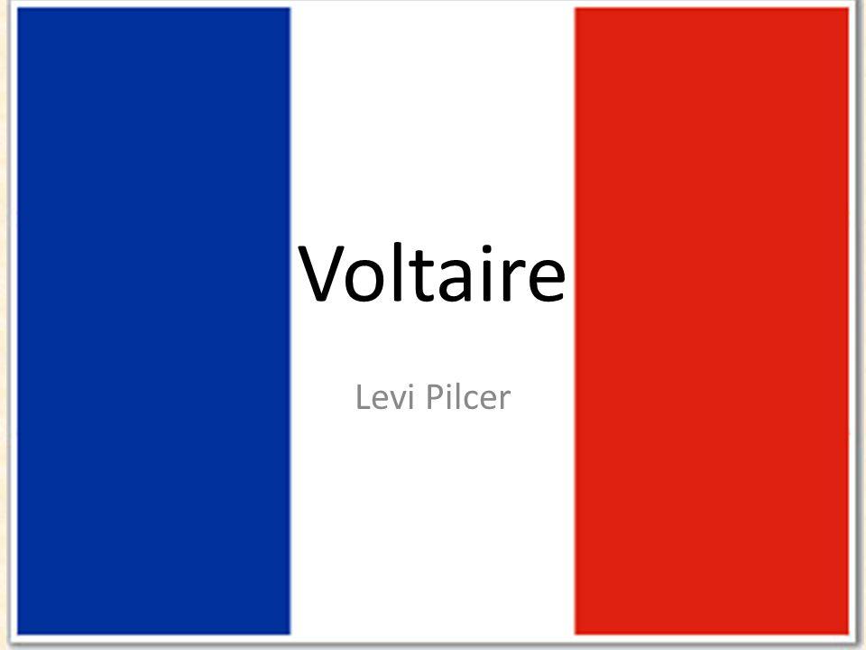 Voltaire Levi Pilcer