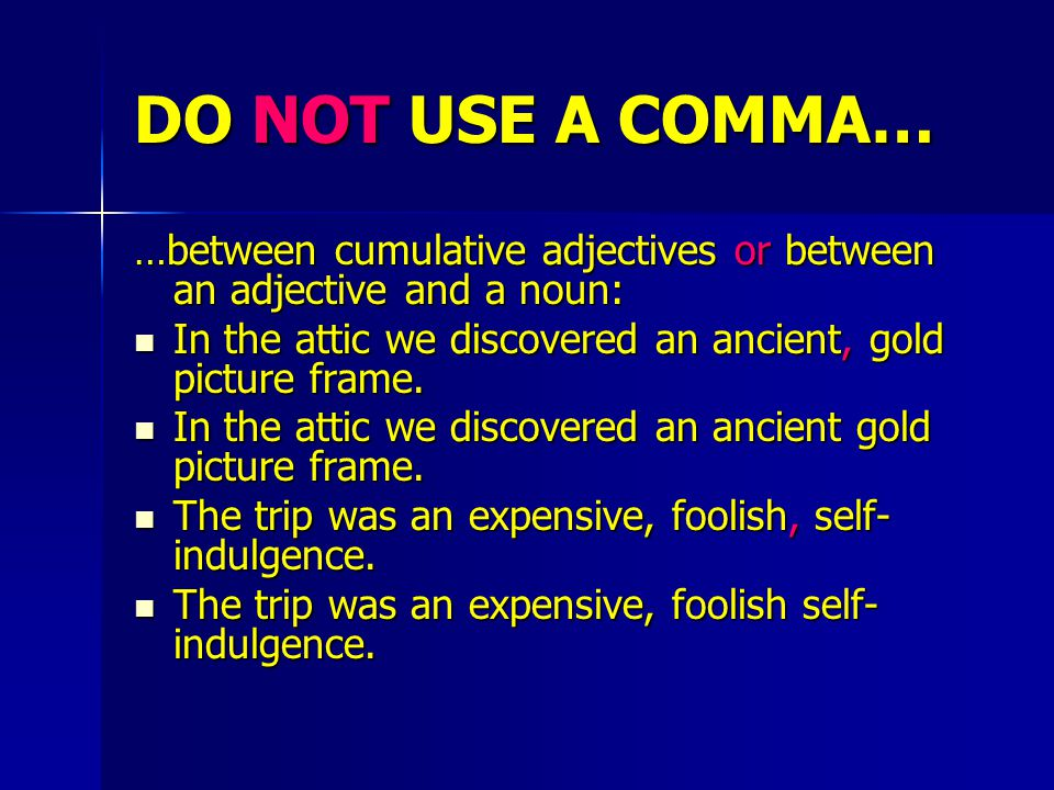 DO NOT USE AN APOSTROPHE… …with nouns that are not possessive: The instructor's for many of my classes have their doctorates.