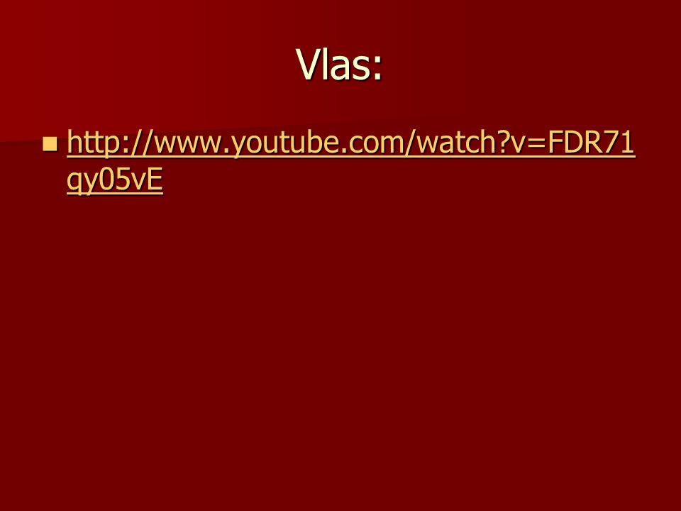 Vlas: http://www.youtube.com/watch?v=FDR71 qy05vE http://www.youtube.com/watch?v=FDR71 qy05vE http://www.youtube.com/watch?v=FDR71 qy05vE http://www.y