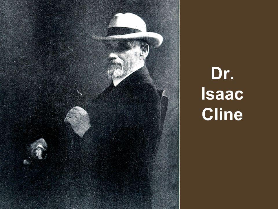 Dr. Isaac Cline