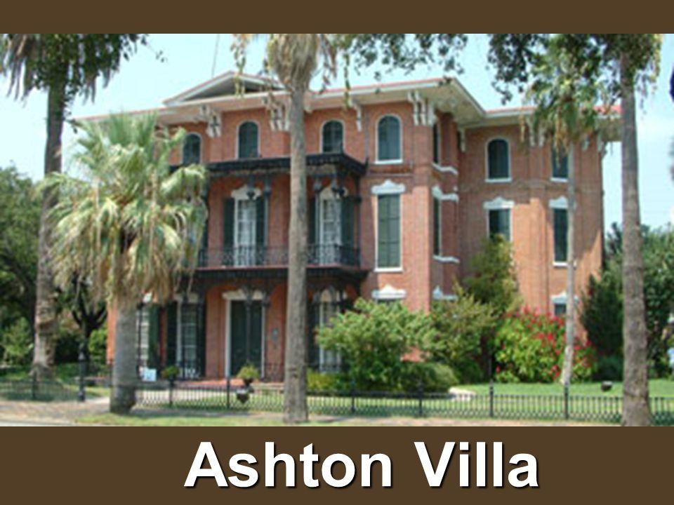 Ashton Villa