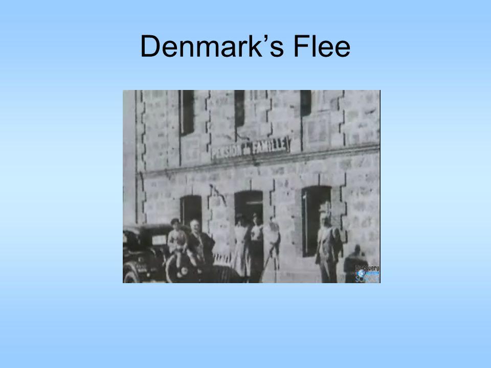 Denmark's Flee